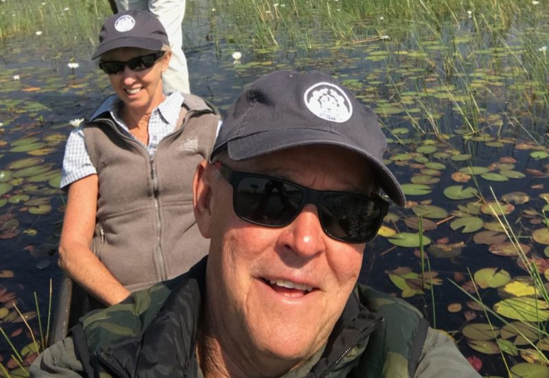 Stuart and Davina Gray (Australia)